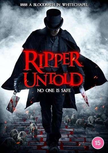 Ripper Untold Poster