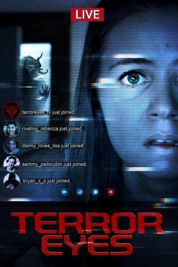 Terror Eyes Poster