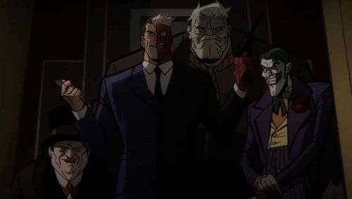 Batman The Long Halloween, Part Two 1