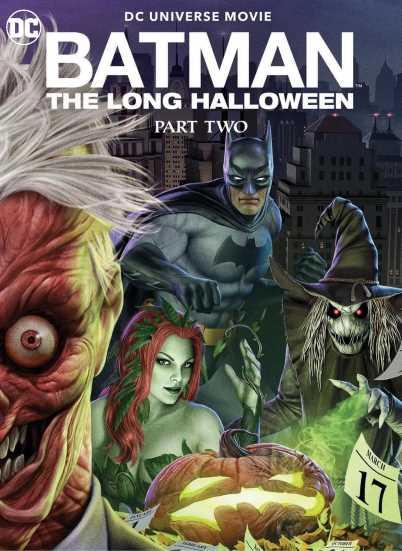 Batman The Long Halloween, Part Two Poster