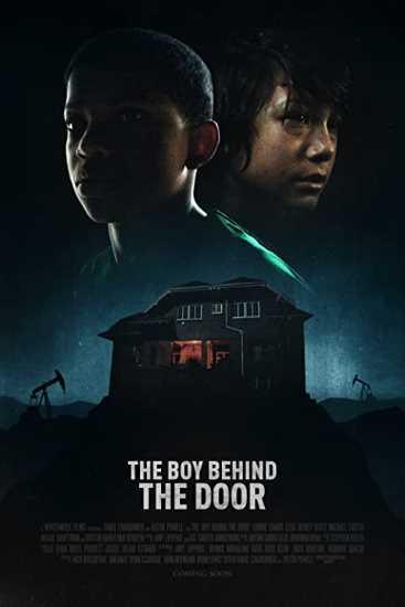 Boy Behind the Door Poster