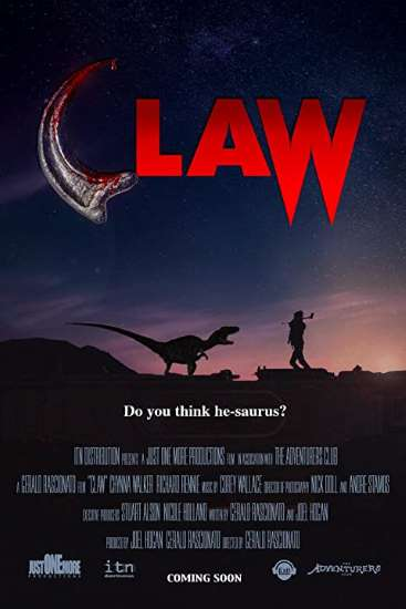 Claw Poster