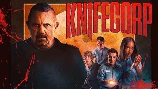 Knifecorp Art
