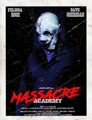 Massacre Academy Poster
