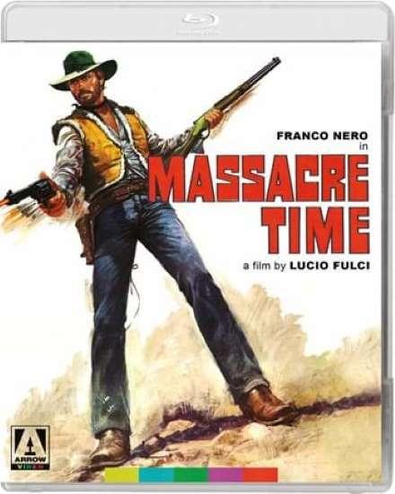 Massacre Time Art