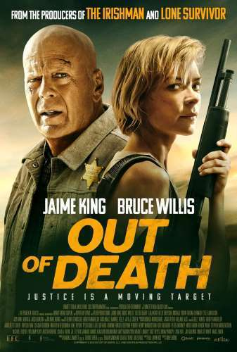Out of Death Poster