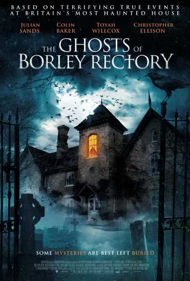 Poster The Ghosts Of Borley Rectory