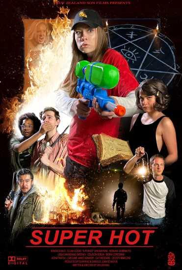 Super Hot Poster