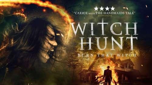 Witch Hunt Art