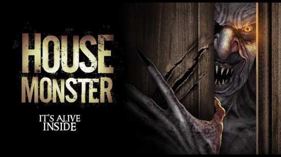 House Monster Art
