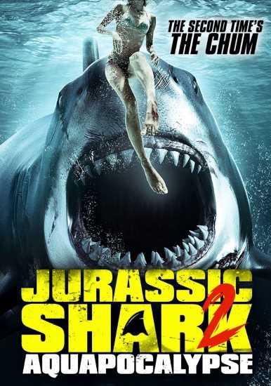 Jurassic Shark 2 Poster