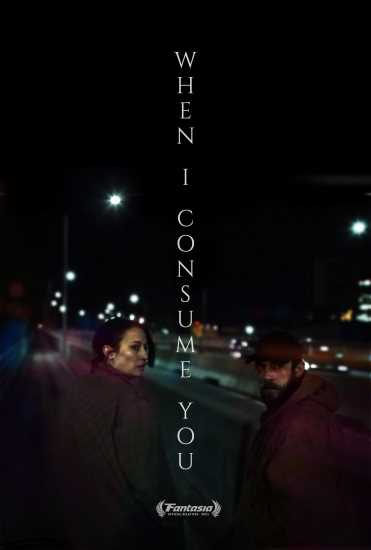 When I Consume You Poster