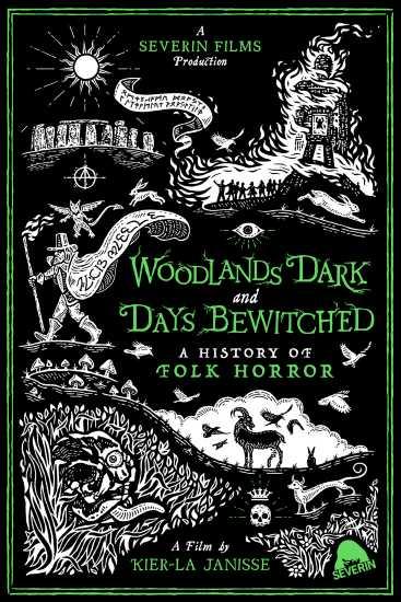 Woodlands Dark poster