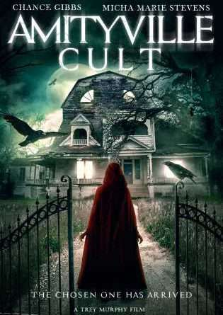 Amityville Cult Poster Small
