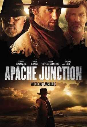 Apache Junction Poster Small