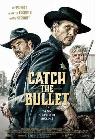 Catch the Bullet Poster Small