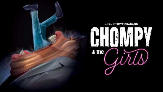 Chompy and The Girls Art