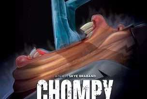 Chompy and The Girls Poster Small