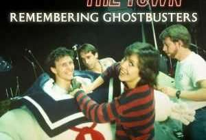 Cleanin' Up the Town Remembering Ghostbusters Poster Small