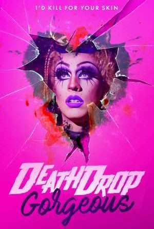 Death Drop Gorgeous Poster Small