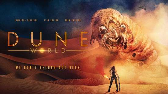 Dune World Art