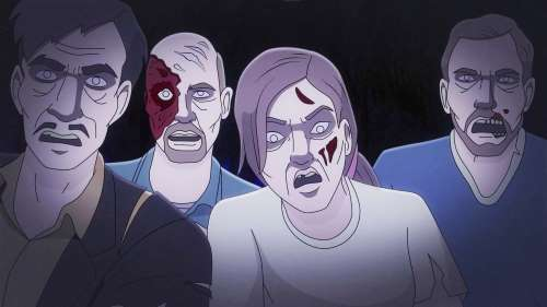 Night of the Animated Dead 2