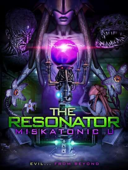 The Resonator Miskatonic U Poster