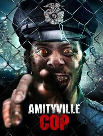 Amityville Cop Poster