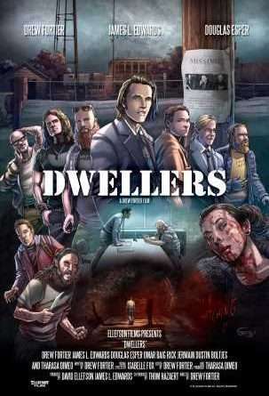 Dwellers Poster Small