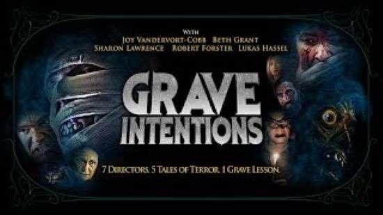Grave Intentions Art