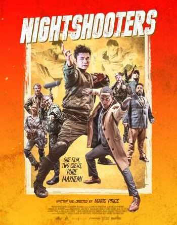 Nightshooters Poster Small