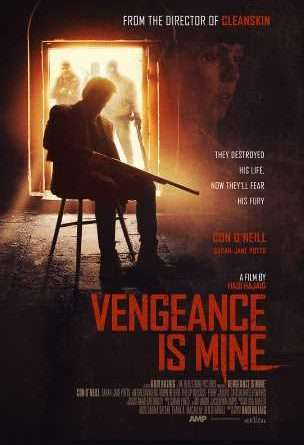 Vengeance Is Mine Poster Small